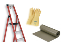 Insulated Gloves, Matting and Ladders