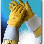 Regeltex Linesman Leather Overgloves